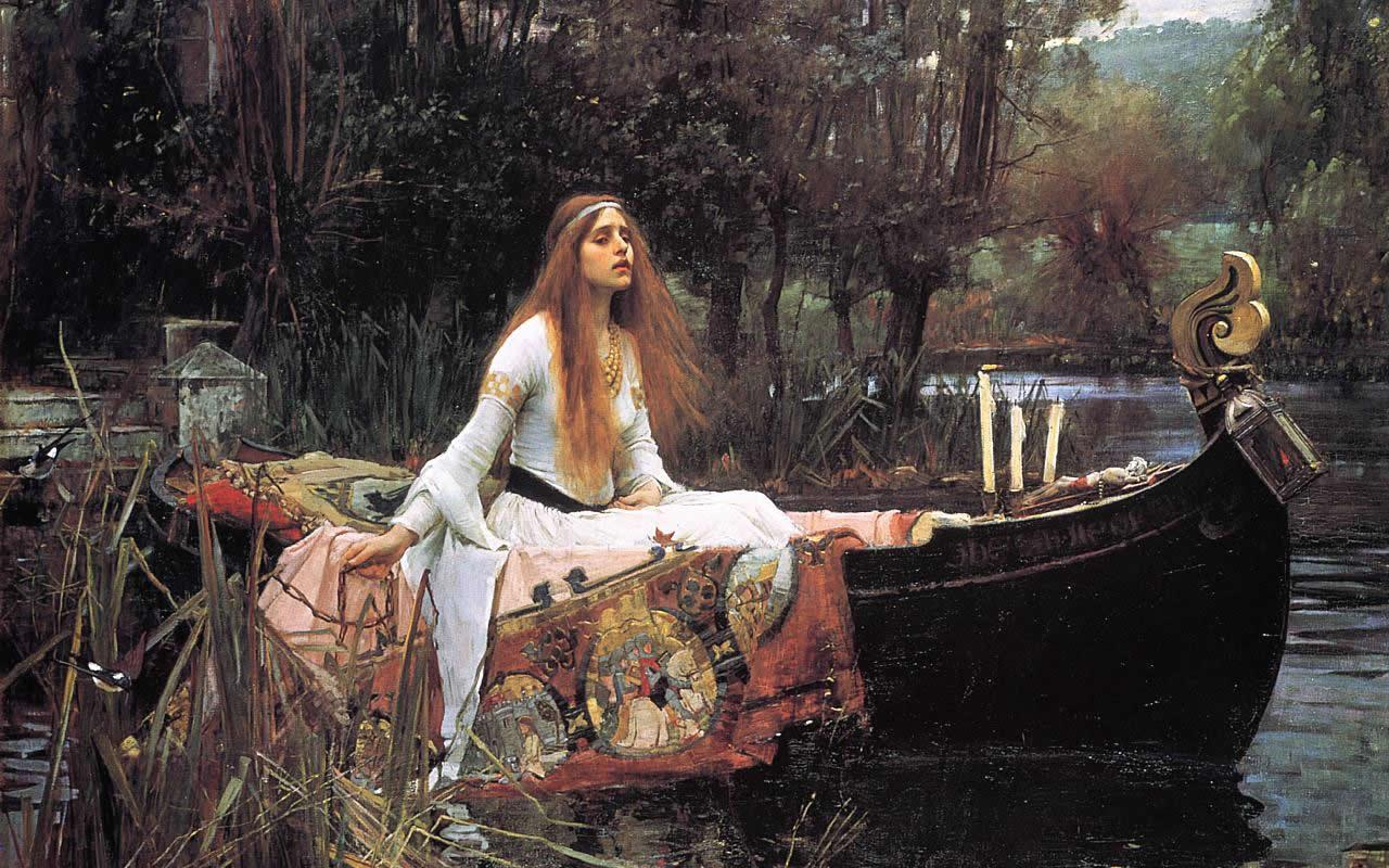 Waterhouse_John_William-The_Lady_of_Shalott